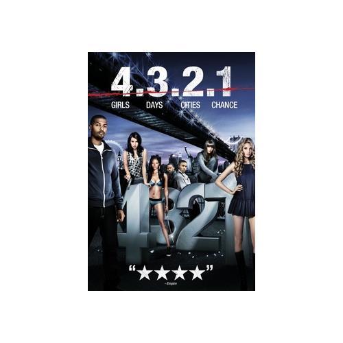4.3.2.1 (DVD) (ENG SDH/SPAN/FREN/WS/2.35:11) 25192128301
