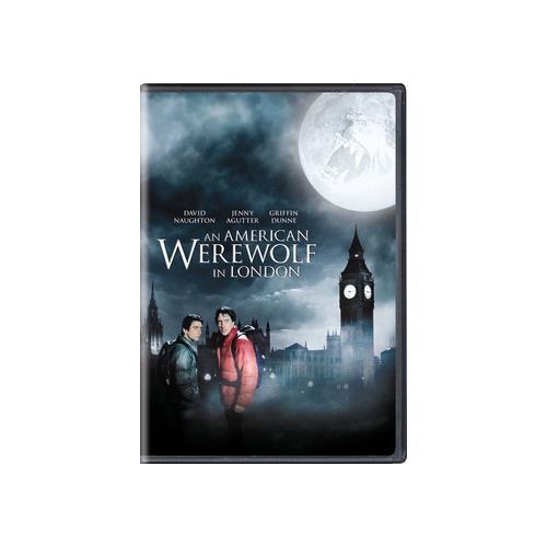 AN AMERICAN WEREWOLF IN LONDON (DVD) (WS) 25192152757