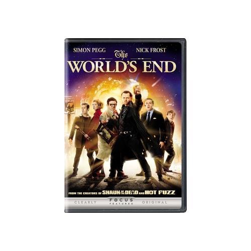 WORLDS END (DVD) 25192175305