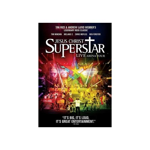 JESUS CHRIST SUPERSTAR LIVE ARENA TOUR (DVD) 25192178757