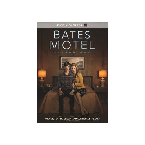 BATES MOTEL-SEASON ONE (DVD W/ULTRAVIOLET/3DISCS) 25192186318