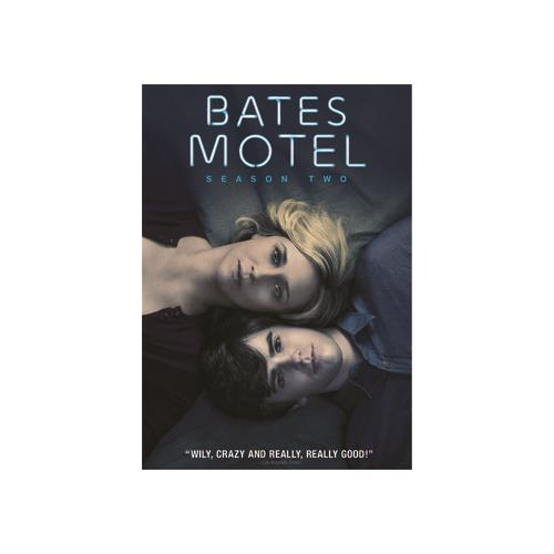 BATES MOTEL-SEASON TWO (DVD W/ULTRAVIOLET/3DISCS) 25192213458
