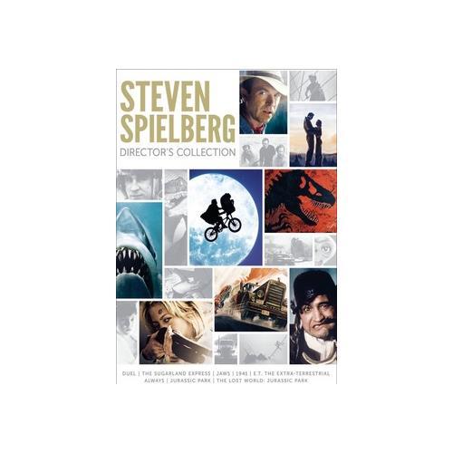 STEVEN SPIELBERG DIRECTORS COLLECTION (DVD) (8DISCS) 25192261367