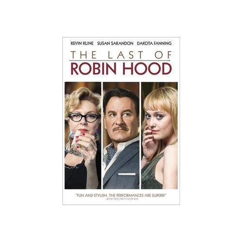 LAST OF ROBIN HOOD (DVD) 25192262241