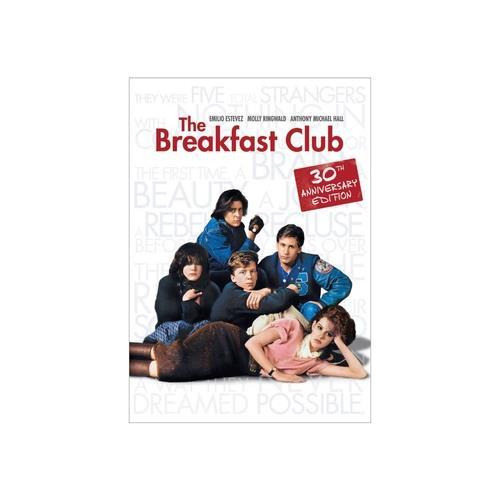 BREAKFAST CLUB 30TH ANNIVERSARY EDITION (DVD) 25192274541