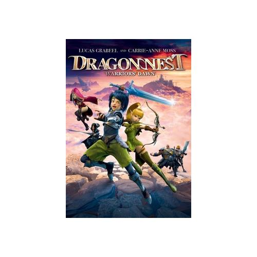 DRAGON NEST-WARRIORS DAWN (DVD) 25192319358