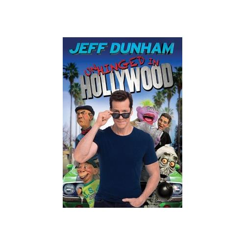 JEFF DUNHAM-UNHINGED IN HOLLYWOOD (DVD) 25192258657