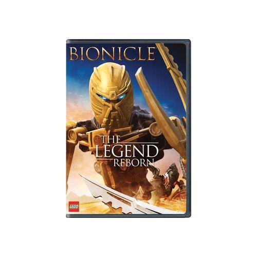 BIONICLE-LEGEND REBORN (DVD) (ENG SDH/SPAN/FREN/DOL DOG 5.1) 25195054195