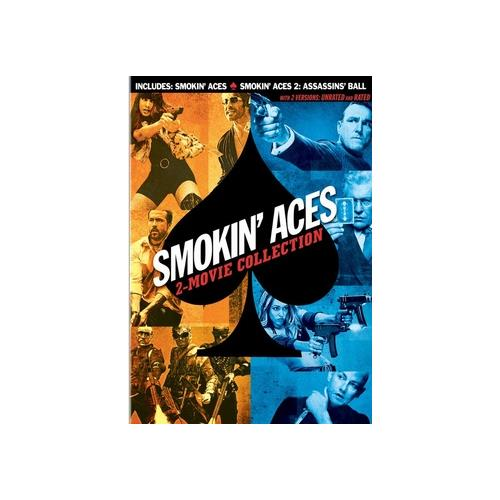 SMOKIN ACES 2-ASSASSINS BALL FRANCHISE COLLECTION (DVD) (2DISCS) 25192056208
