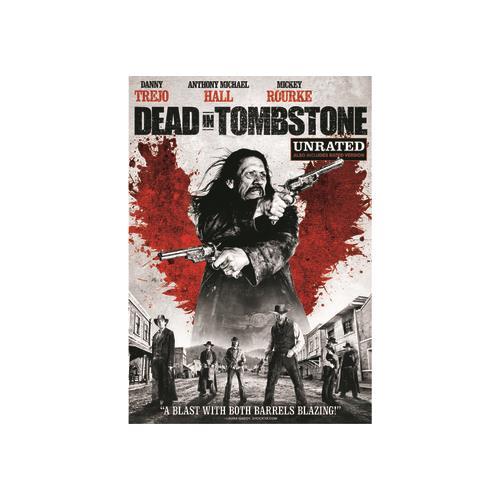 DEAD IN TOMBSTONE (DVD) 25192115172