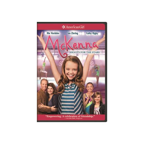 AMERICAN GIRL-MCKENNA SHOOTS FOR THE STARS (DVD)(ENG SDH/SP/FREN/WS/1.78 25192125904