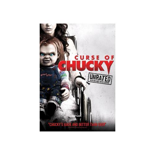 CURSE OF CHUCKY (DVD) 25192154263