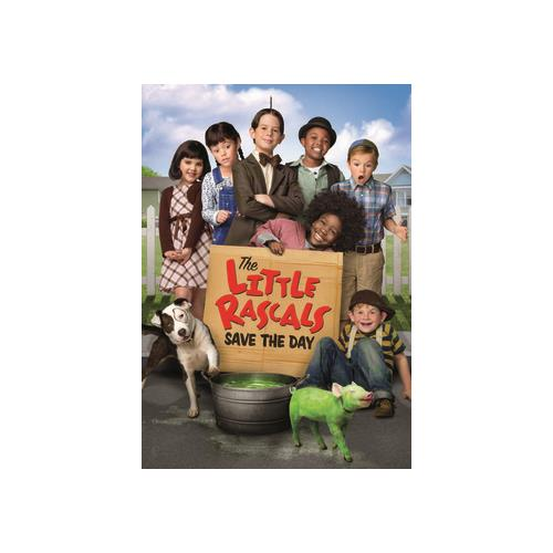 LITTLE RASCALS SAVE THE DAY (DVD) 25192169892