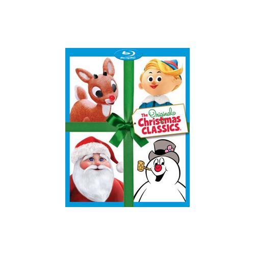 CHRISTMAS CLASSICS GIFT SET (BLU-RAY/3 DISC/RUDOLPH/SANTA/FROSTY/FROSTY RET 883476027913