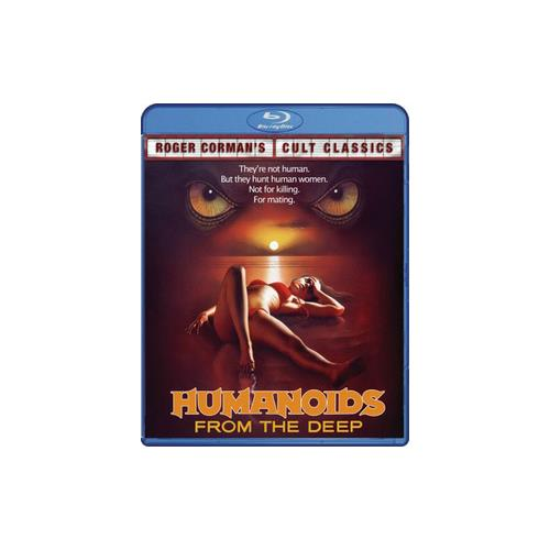 HUMANOIDS FROM THE DEEP (BLU-RAY) 826663122312