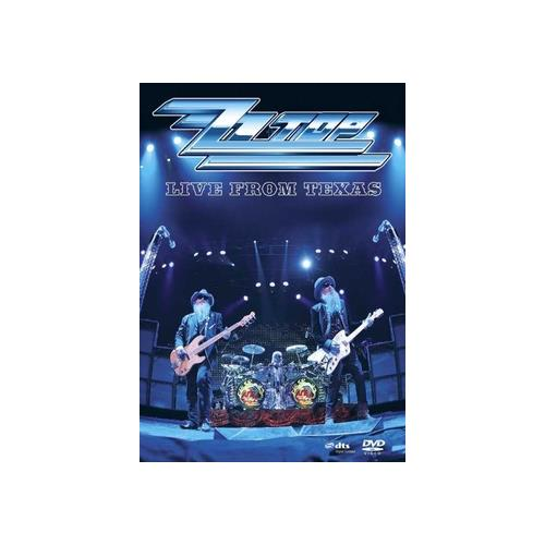 ZZ TOP-LIVE AT MONTREUX 2013 (DVD) 801213067893