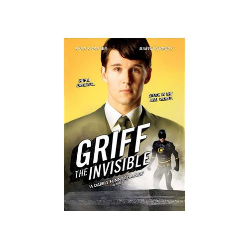 GRIFF THE INVISIBLE (DVD/WS) 883476060774