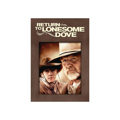 RETURN TO LONESOME DOVE (DVD/2 DISC/FF 1.33/DOLBY 2.0) 883476012384
