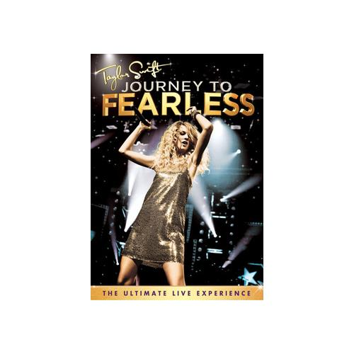 TAYLOR SWIFT-JOURNEY TO FEARLESS (DVD/1.78 WS/5.1 DOL DIG/DTS) 826663129328