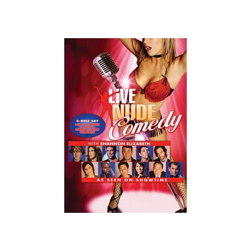 LIVE NUDE COMEDY (DVD/2 DISC) 883476013930