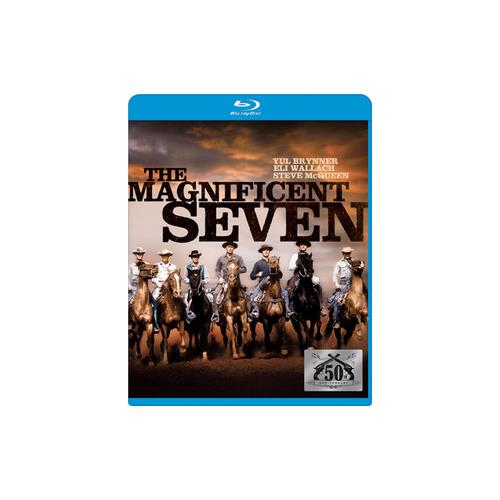 MAGNIFICENT SEVEN (BLU-RAY/P&S/SAC) 883904236467