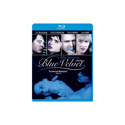 BLUE VELVET (BLU-RAY/WS-2.35/ENG-SP-FR SUB) 883904238874