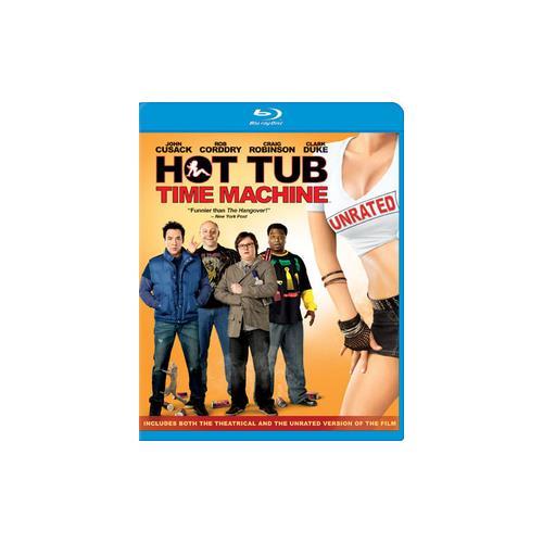 HOT TUB TIME MACHINE (BLU-RAY/WS-1.78/ENG-FR-SP SUB) 883904253389