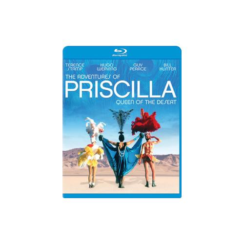 ADVENTURES OF PRISCILLA-QUEEN OF THE DESERT (BLU-RAY/RE-PKG) 883904242338