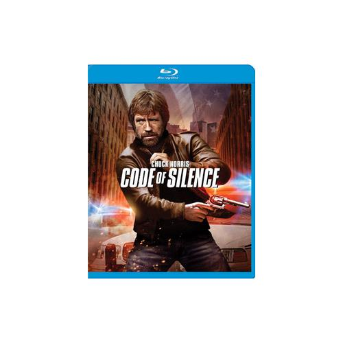 CODE OF SILENCE (BLU-RAY/WS/ENG-FR-SP SUB) 883904268024