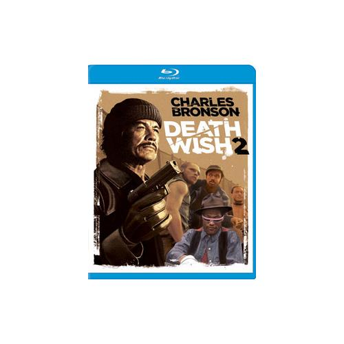 DEATH WISH 2 (BLU-RAY/WS-1.85/ENG-FR-SP SUB) 883904274667