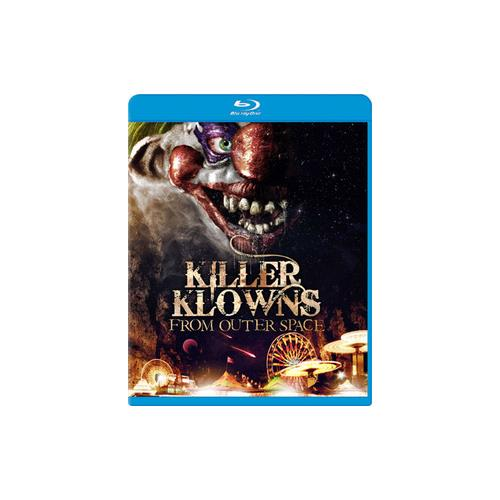 KILLER KLOWNS FROM OUTER SPACE (BLU-RAY/WS) 883904283492