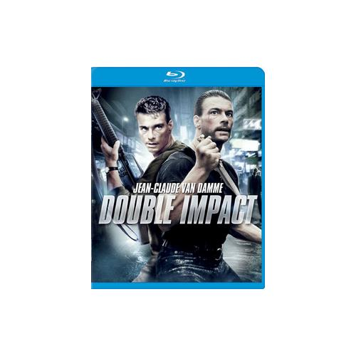 DOUBLE IMPACT (BLU-RAY/WS-1.85/ENG SDH-SP-FR SUB) 883904284031