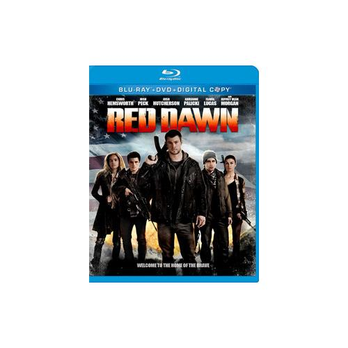 RED DAWN (2013/BLU-RAY/DVD/DC/WS-2.40/ENG-FR-SP SUB) 883904284697