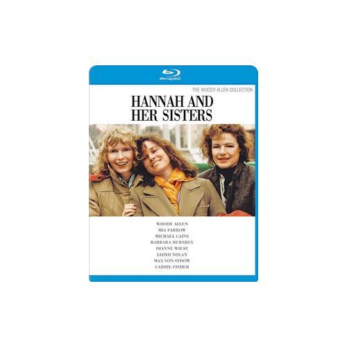 HANNAH & HER SISTERS (BLU-RAY/WS-1.85) 883904284901