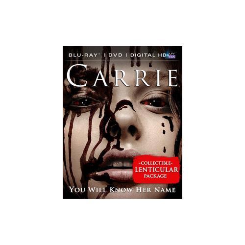 CARRIE (2013/BLU-RAY/DVD/UV/2 DISC) 883904293750