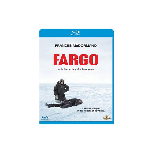 FARGO (BLU-RAY/WS-1.85/RE-MASTERED) 883904306832