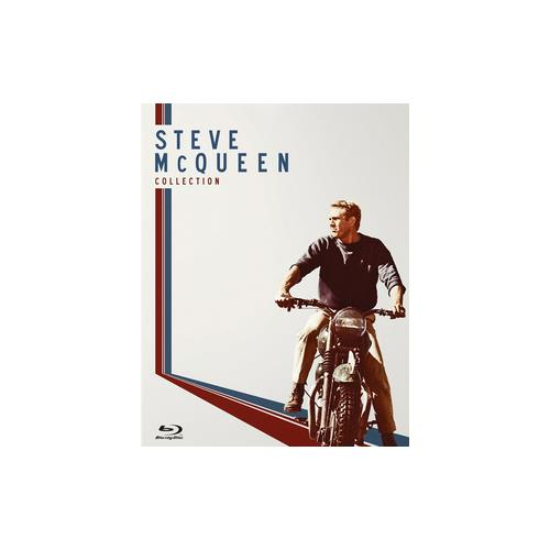 STEVE MCQUEEN COLLECTION (BLU-RAY/4 DISC) 883904310341