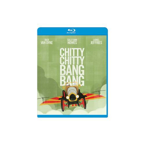 CHITTY CHITTY BANG BANG (BLU-RAY/P&S/RE-PKGD) 883904254812