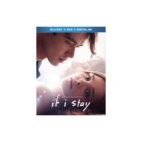 IF I STAY (BLU-RAY/DVD/DHD/2 DISC COMBO/WS-2.40/ENG-SDH-SP-FR SUB) 883904321484