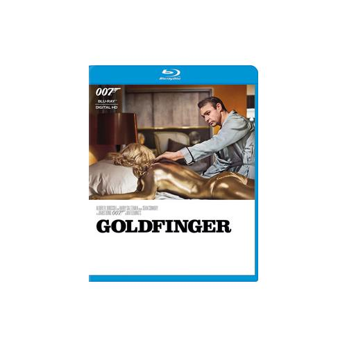 GOLDFINGER (BLU-RAY) 883904333913