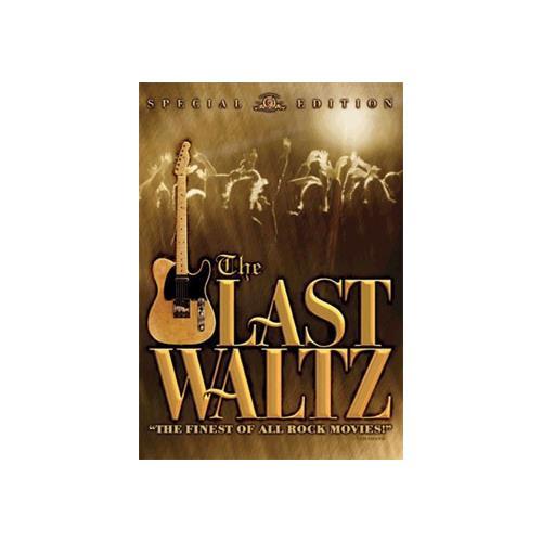 LAST WALTZ (DVD/SPECIAL EDITION/16X9/WS/1.85:1/SPAN-SUB) 27616875754