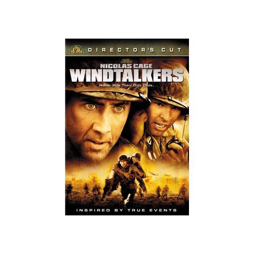 WINDTALKERS (DIRECTORS CUT) (DVD/WS 2.40/DD 5.1/ENG-SP-PO-SUB/FR-BOTH) 27616144003