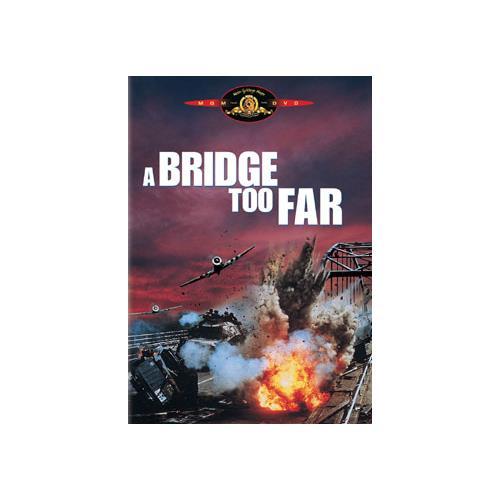 BRIDGE TOO FAR (DVD/WS/1977/SP-SUB/8PG B/TRIVIA/PROD/NOTES/DUAL LAYER) 27616675729