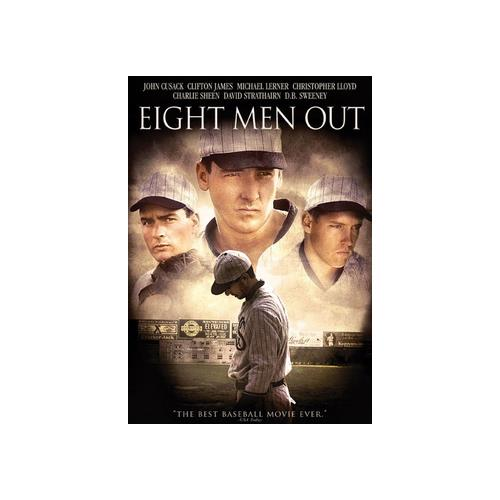 EIGHT MEN OUT (DVD/RE-PKGD) 883904102953