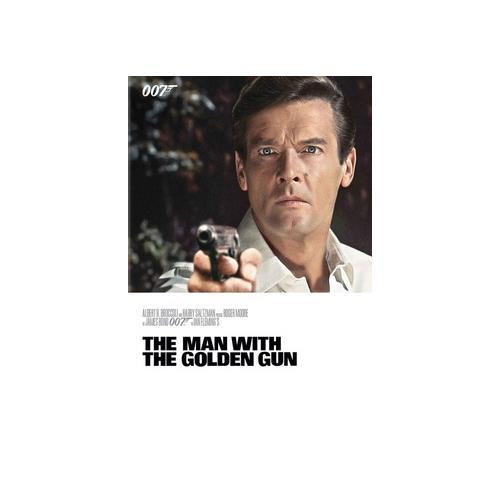 MAN WITH THE GOLDEN GUN (DVD) 883904333210