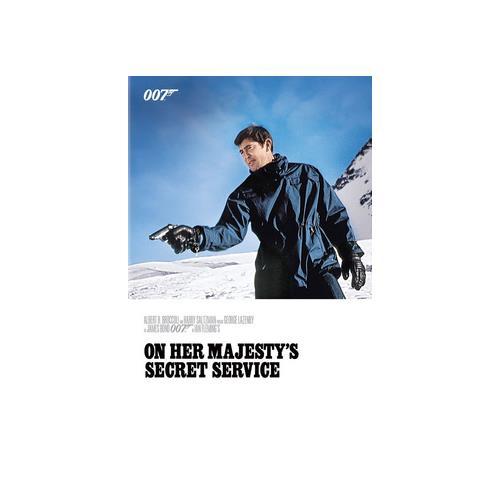 ON HER MAJESTYS SECRET SERVICE (DVD) 883904333272