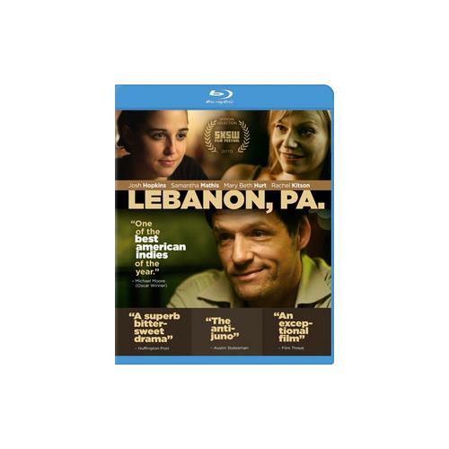 LEBANON PA (BLU-RAY) 723952078575