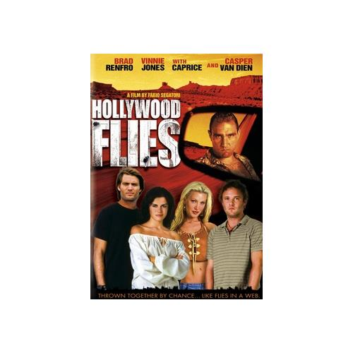 HOLLYWOOD FLIES (DVD/FF) 723952077233