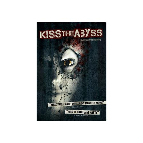 KISS THE ABYSS (DVD) 723952078841