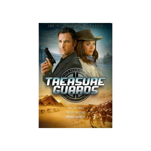 TREASURE GUARDS (DVD) 723952078919